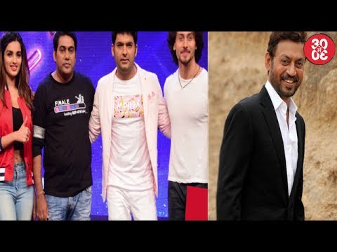Munna Michael Stars On Kapil's Show | Irrfan's 'Song Of The Scorpion' To Premier At A Swiss Festival