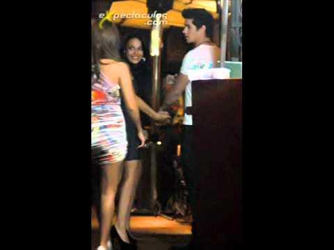 danna paola y eleazar gomez confirman su noviazgo