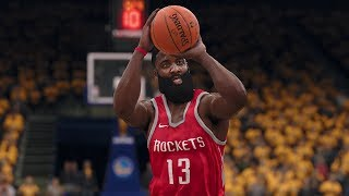 NBA LIVE 2018 Playoffs Golden State Warriors vs Houston Rockets Full Game 6 NBA Finals NBA LIVE 18