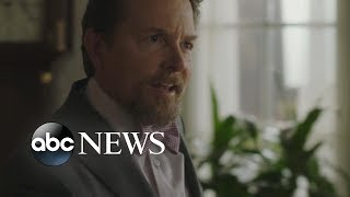 Michael J. Fox opens up about