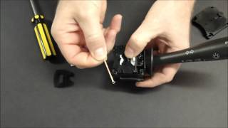 Chevrolet HHR Turn Signal (won't cancel) Lever 10 Minute Easy Fix