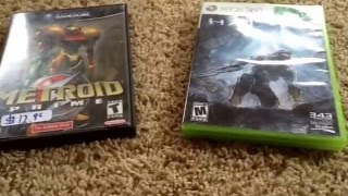 Metroid Prime vs Halo