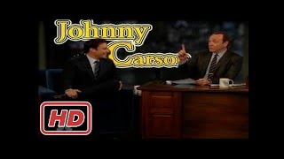[Talk Shows]Kevin Spacey Becomes Johnny Carson and takes Jimmy