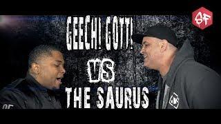The Saurus vs Geechi Gotti Presented by Shots Fired Battle League