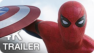 CAPTAIN AMERICA 3: CIVIL WAR Trailer, Clips & Featurettes (2016) 4K UHD