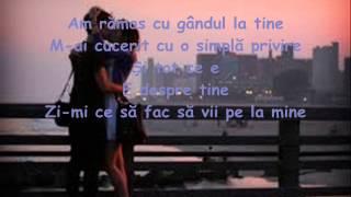 Mario Fresh & Alex Velea - Am rămas cu gândul la tine