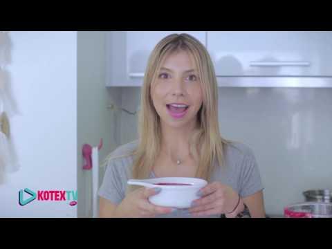 Reto gastronómico - Kotex TV
