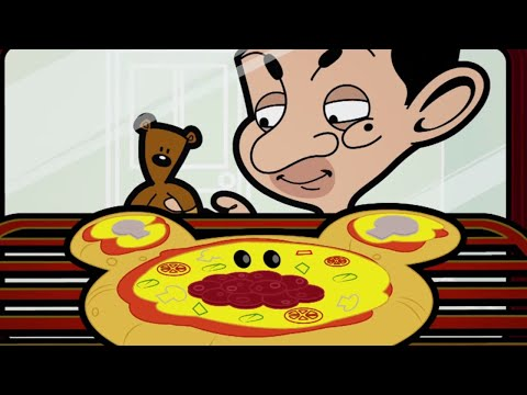 Xxx Mp4 Pizza Bean Season 2 Episode 49 Mr Bean Official Cartoon 3gp Sex