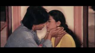 DDLJ: Raj and Simran Almost Kiss (English subtitles)