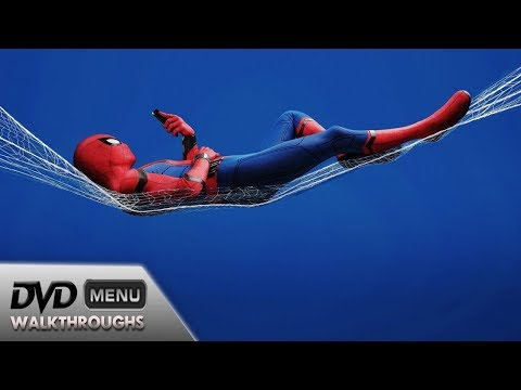 Xxx Mp4 Spider Man Homecoming 2017 DvD Menu Walkthrough 3gp Sex