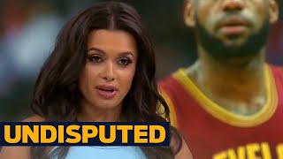 Joy Taylor offers an impassioned opinion on Phil Jackson's 'posse' comments | UNDISPUTED