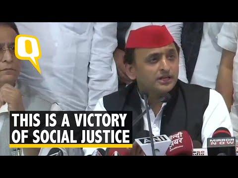 Xxx Mp4 Akhilesh Yadav Addresses The Media After SP Wins Phulpur And Gorakhpur Bypoll Elections 3gp Sex