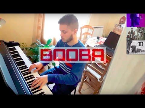 92i VEYRON ▪ ROUGE ET BLEU ▪ ELEPHANT - BOOBA / Piano medley 🎹