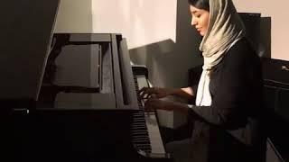 پیانو رقص عذرا شهرداد روحاني