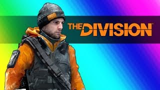 The Division Funny Moments - Jumping Jacks, America, Kobe!