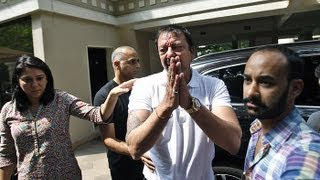 Sanjay Dutt In Tears, Ready To Surrender
