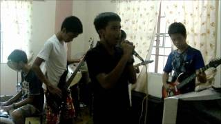 FireHouse - Love Of A LifeTime *(BAND COVER)*