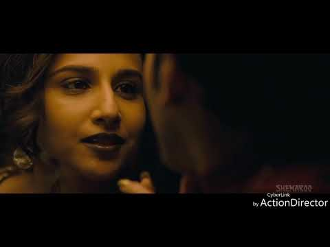 Vidya Balan hot kisses.very hot.