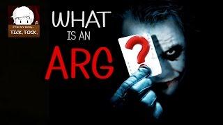 What's An ARG? - Inside A Mind