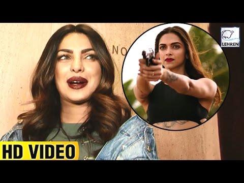 Xxx Mp4 Priyanka Chopra S REACTION On Deepika Padukone S XXX Return Of Xander Cage LehrenTV 3gp Sex