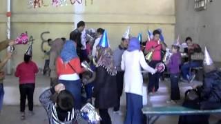 قهوجية الشرقيه مجانين اه بس فى الخيييير ( فرحة يتيم ) رسايل خير