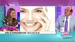 Op. Dr. İbrahim Oskui - BEYAZ TV Sağlık Zamanı - 16.09.2017