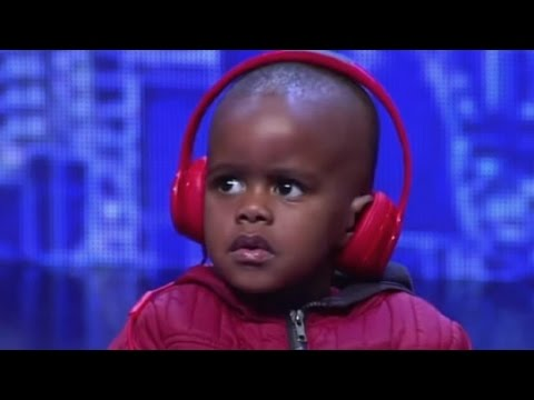 3-letni DJ w Mam Talent