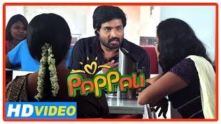 Pappali Tamil Movie   Scenes   Saranya rejects Mirchi Senthil   Ishara   Ilavarasu