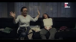 رشا وحماتها - أستغراب حماة رشا من أسلوبها في الحمل