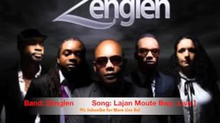 Zenglen   Lajan Moute Bwa  Live Bal Audio @ New Jersey 03:12:16