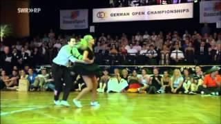 Boogie-Woogie European Championship 2012 (Fast Final)  Part 1
