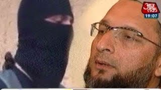 ISIS Threat To Asaduddin Owaisi: You Are A Disgrace To Muslims