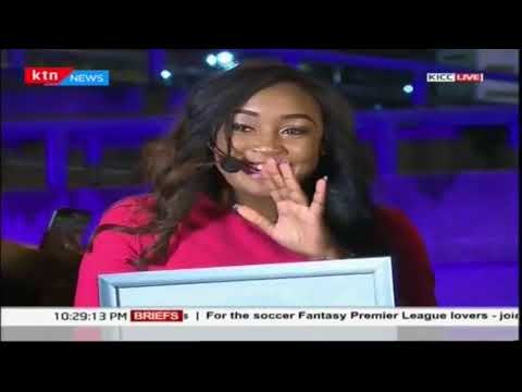 Xxx Mp4 Friday Briefing And KTN News Bid Farewell To A Visibly Emotional Betty Kyalo 3gp Sex