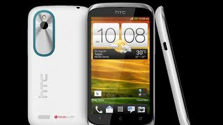 HTC Disire X Moblie Phone Review