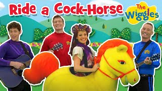 The Wiggles Nursery Rhymes - Ride a Cock-Horse