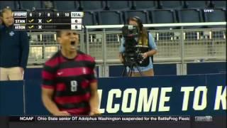 2015 Soccer Stanford vs Akron Finale