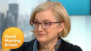 Growing Number of Children Starting School in Nappies Says New Ofsted Report | Good Morning Britain
