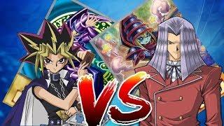 Pegusus vs Yugi! (Yugioh Character Deck Duel!)