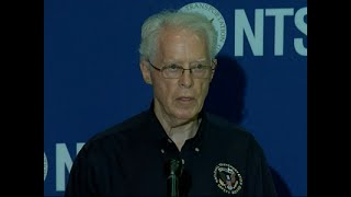 NTSB Investigating Fatal Train Crash in DC