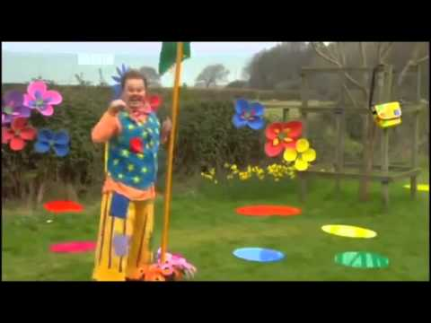 Mr Tumble has that something special