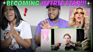 "Shane Dawson ""Becoming Jeffree Star For A Day"" REACTION!!!"
