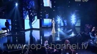 Alberie Hadergjonaj - Asnjehere, 8 Qershor 2013 - Top Fest 10 Finale - Top Channel Albania