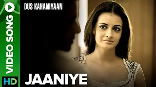 Jaaniye (Full Video Song) | Dus Kahaniyaan | Neha Dhupia & Minnisha Lamba