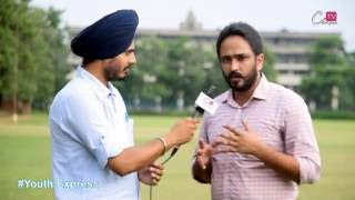Simranjit Singh Dhillon    Director   Youth Development Board   Campus Tv India    #Youth Express