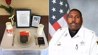 Chick-fil-A Honors Slain Deputy With Special Memorial Table
