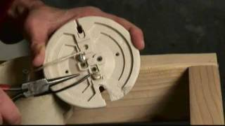 Electrical Light Socket Wiring Video