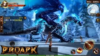 DRAGON REVOLT Gameplay Android / iOS (MMORPG) (by Snail Games) (CN)