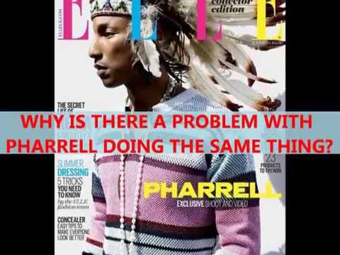Download INDIAN COUNTRY TODAY: PHARRELL, CHER & DARK SKINNED NATIVE DISCRIMINATION HD Mp4 3GP Video and MP3