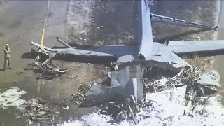 Military cargo plane crash latest in string of deadly accidents