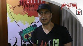 Fares - Exclusive interview فارس يغني أغنيتة الجديدة و يكشف تفاصيل ألبومه القادم